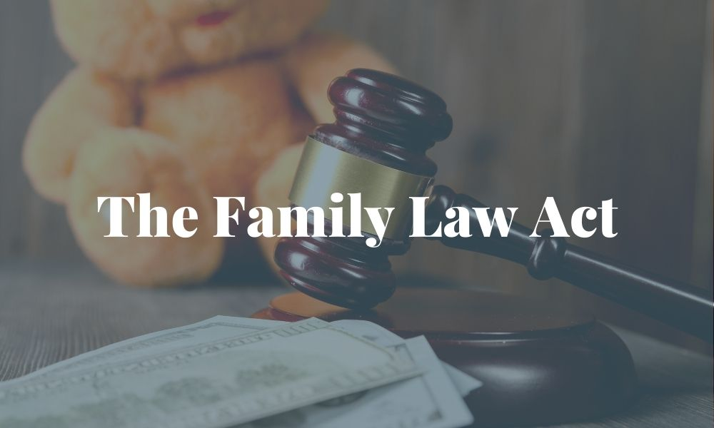 The Family Law act and how it relates to spousal support in alberta thumbnail